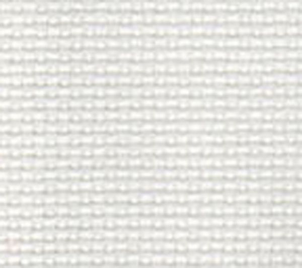 DMC  White 18 Count Aida White Large Fabric